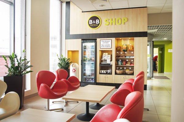 B&B Hotel Wroclaw Centrum - фото 3