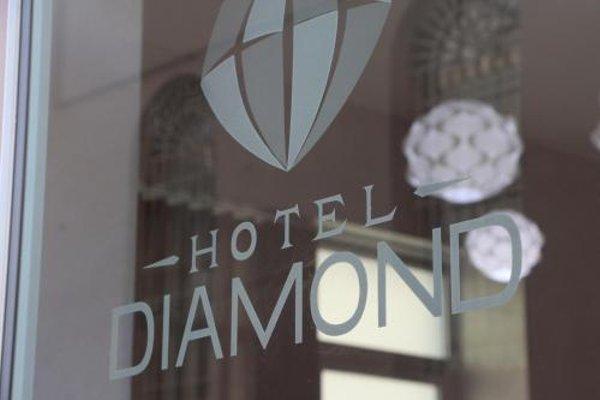Hotel Diamond - фото 19