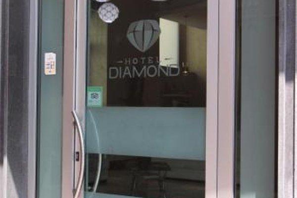 Hotel Diamond - фото 22