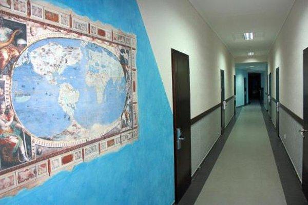 Линкор Отель - фото 14