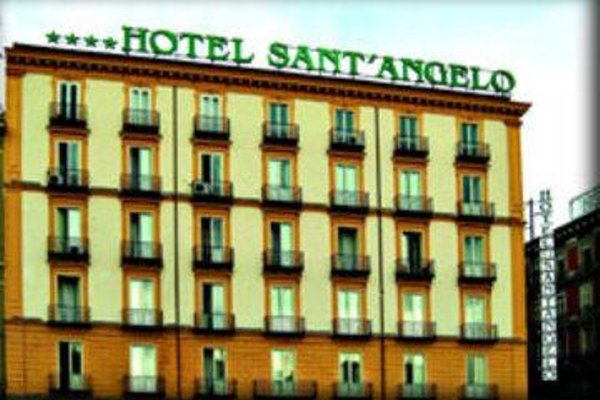 GRAND HOTEL SANT ANGELO - фото 13