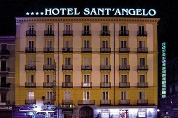 GRAND HOTEL SANT ANGELO - фото 16