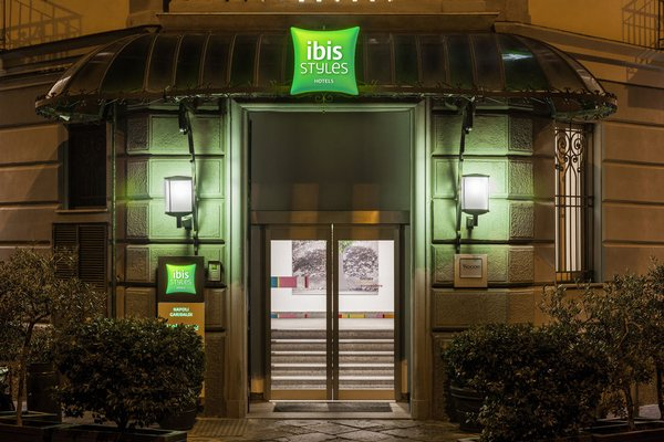 Ibis Styles Napoli Garibaldi - фото 21