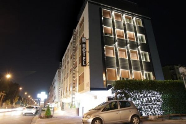 JFK Hotel - фото 23