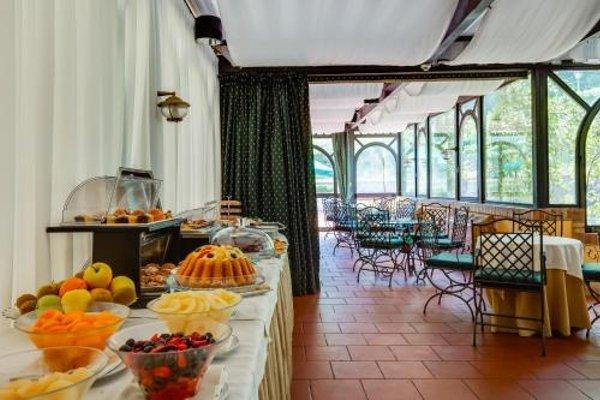 Culture Hotel Villa Capodimonte - фото 11