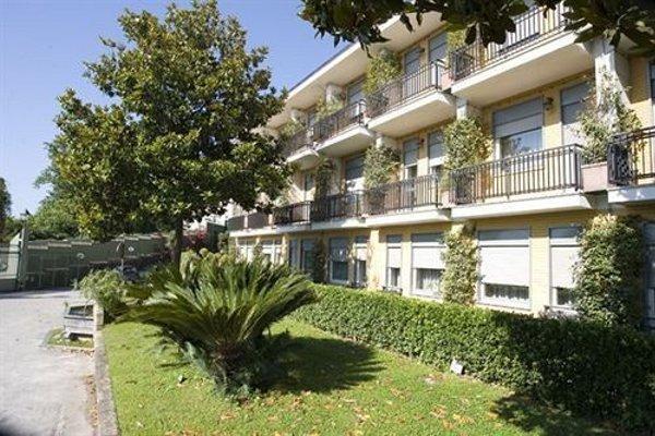Culture Hotel Villa Capodimonte - фото 22