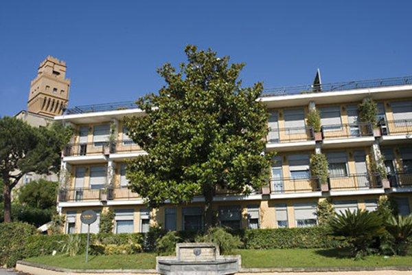 Culture Hotel Villa Capodimonte - фото 23