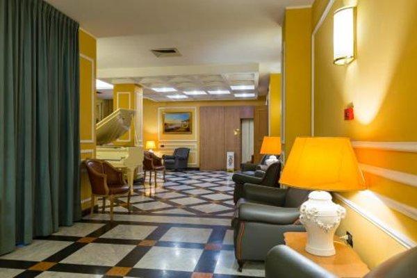Culture Hotel Villa Capodimonte - фото 5