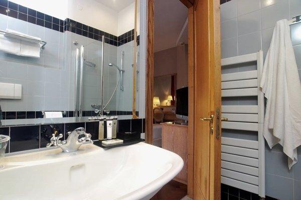 Culture Hotel Villa Capodimonte - фото 7
