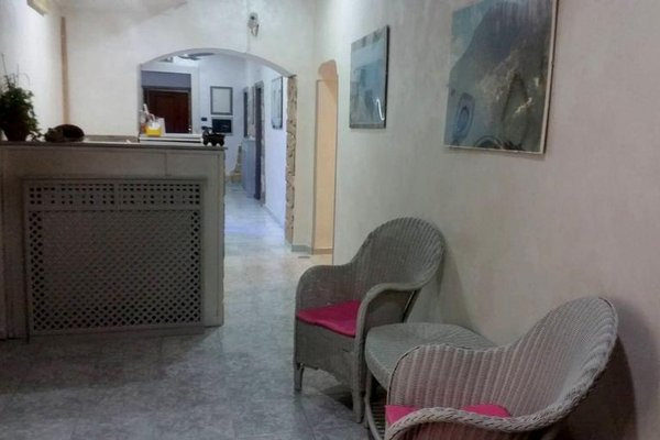 Hotel Ginevra - фото 7
