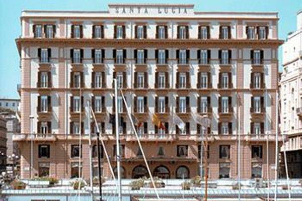 Grand Hotel Santa Lucia - фото 22