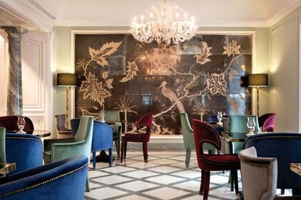 Grand Hotel Santa Lucia - фото 5