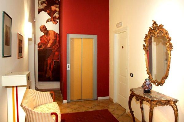 Caravaggio Hotel - фото 15