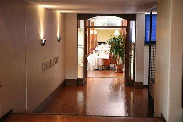 Hotel Terme di Agnano Naples - фото 11