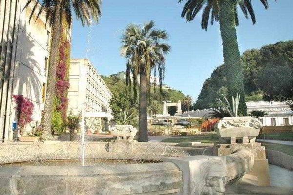 Hotel Terme di Agnano Naples - фото 20