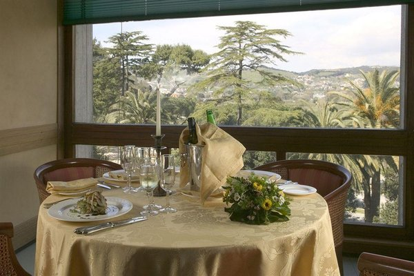 Hotel Terme di Agnano Naples - фото 9