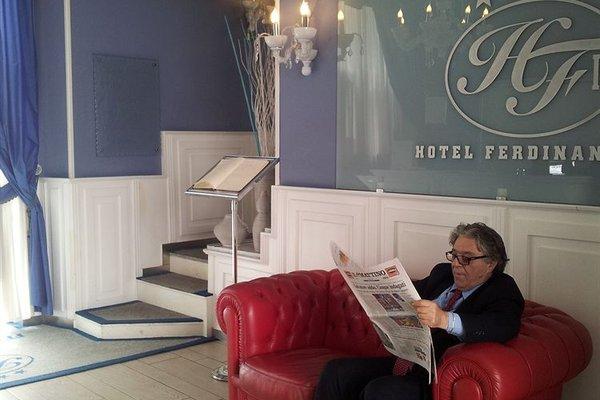Hotel Ferdinando II - фото 8