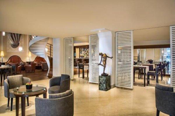 Renaissance Naples Hotel Mediterraneo - фото 6