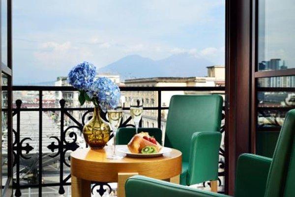 UNA Hotel Napoli - фото 20