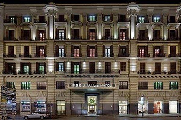 UNA Hotel Napoli - фото 21