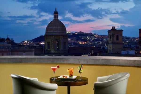 UNA Hotel Napoli - фото 23