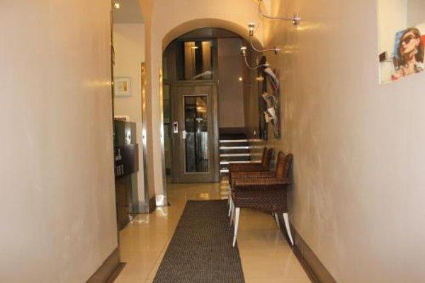 MH Design Hotel - фото 12