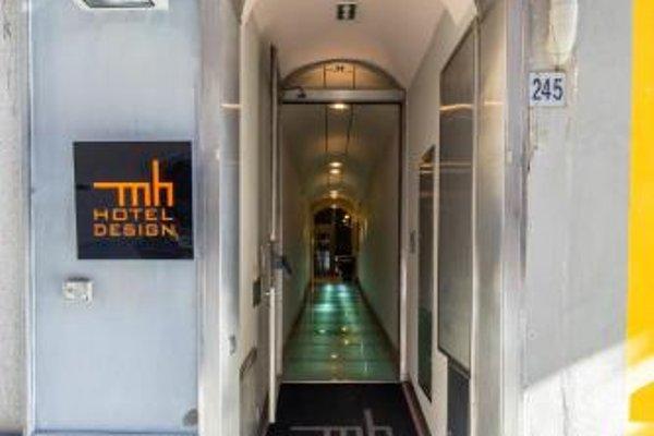 MH Design Hotel - фото 19