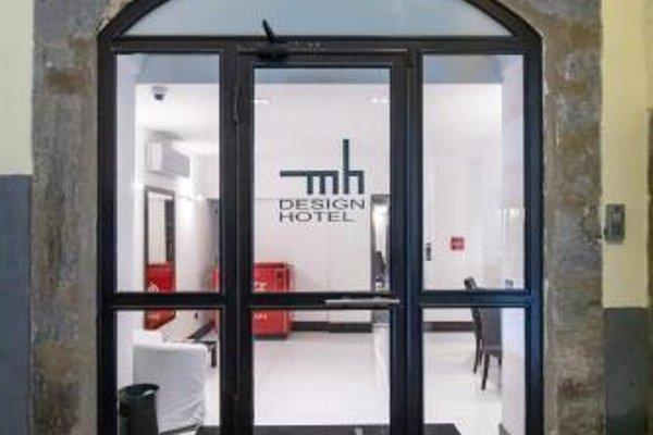 MH Design Hotel - фото 21