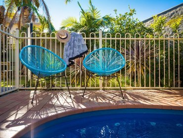 Апартаменты Seashells Apartments Merimbula