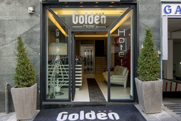 Golden Hotel - фото 22