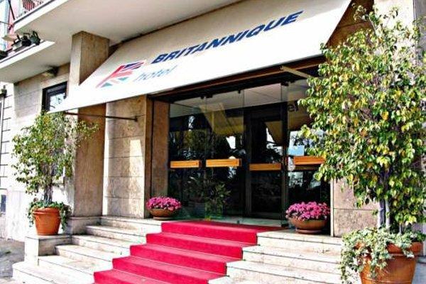 Hotel Britannique - фото 17