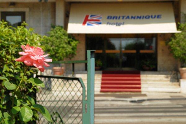 Hotel Britannique - фото 19