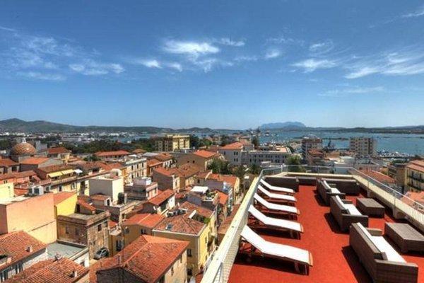Hotel Panorama - фото 19