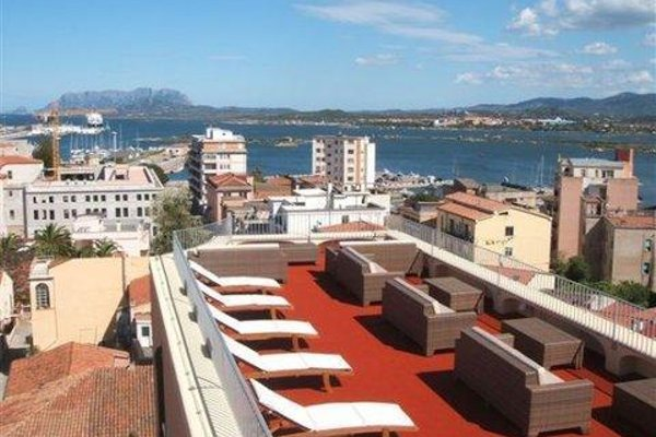 Hotel Panorama - фото 22