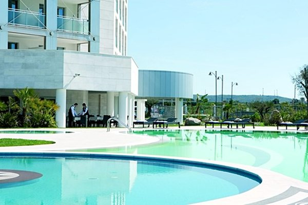 DoubleTree By Hilton Olbia - Sardinia - фото 21