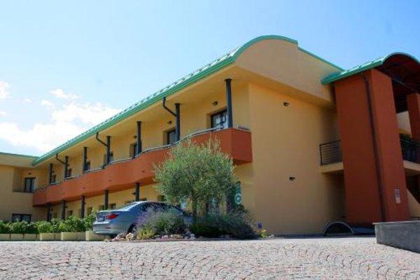Luna Hotel Motel Airport - фото 23