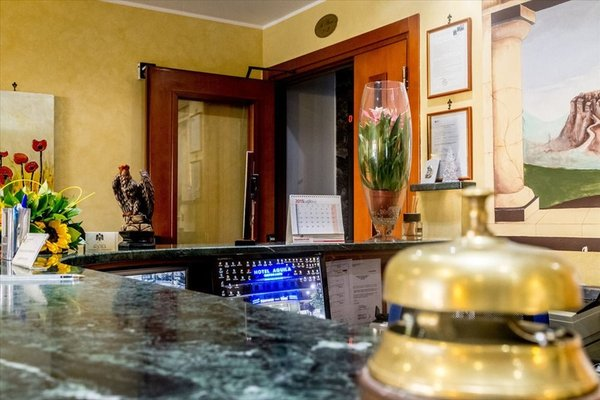 Hotel Aquila - фото 11