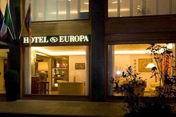 Hotel Europa - фото 21