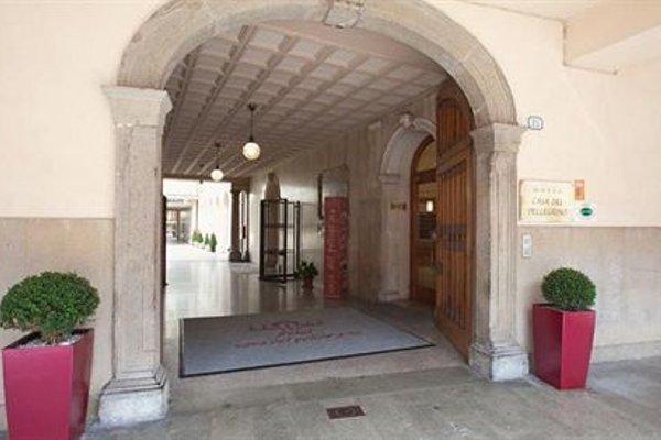 Hotel Casa Del Pellegrino - фото 16