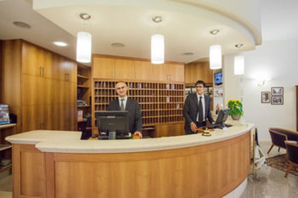 Hotel Casa Del Pellegrino - фото 17