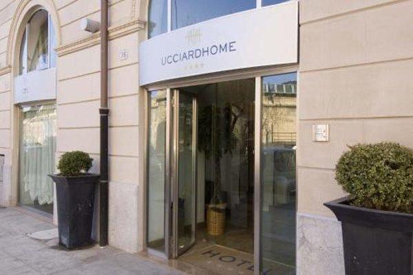 Ucciardhome Hotel - фото 20