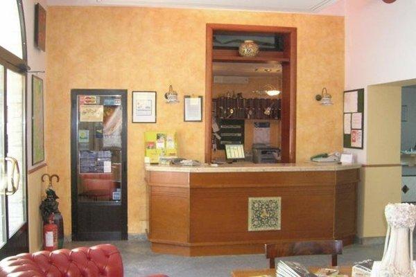 Hotel Villa Archirafi - фото 14