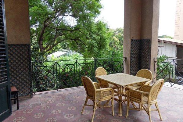 Hotel Villa Archirafi - фото 15