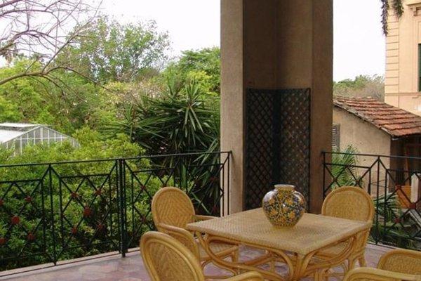 Hotel Villa Archirafi - фото 16