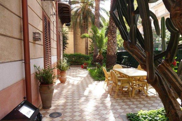 Hotel Villa Archirafi - фото 17