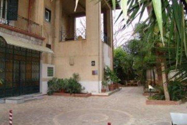 Hotel Villa Archirafi - фото 18