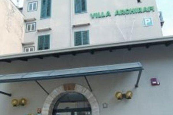 Hotel Villa Archirafi - фото 21