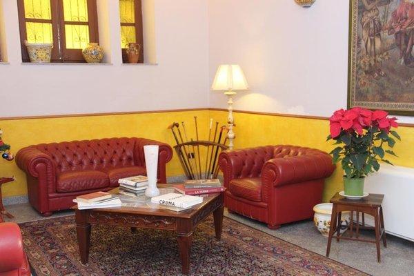 Hotel Villa Archirafi - фото 7