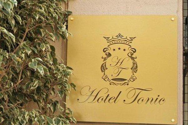 Отель Tonic - фото 20