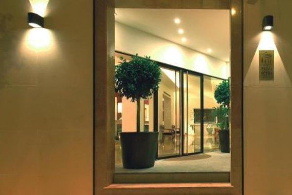 Hotel Plaza Opera - фото 12
